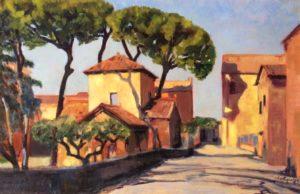 Ravenne, Galla Placidia - Catherine Dartiguenave hst2018 92x60